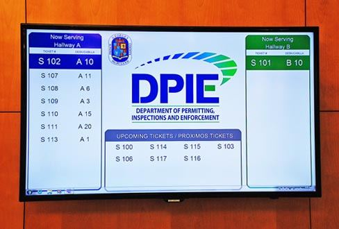 Q-flow BPM system at DPIE