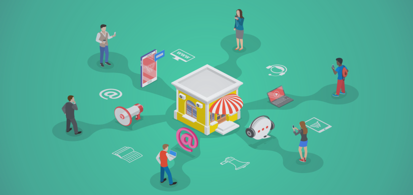 Incluso en tiempos de distanciamiento social, las sucursales de servicio al cliente desempeñan un papel importante